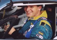 Steve Bertok in the #90 Spec Miata